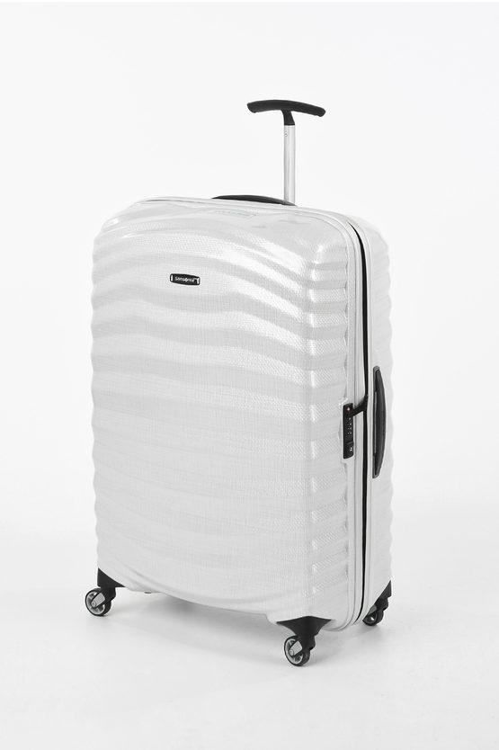 LITE-SHOCK Trolley Grande 75cm 4R Bianco
