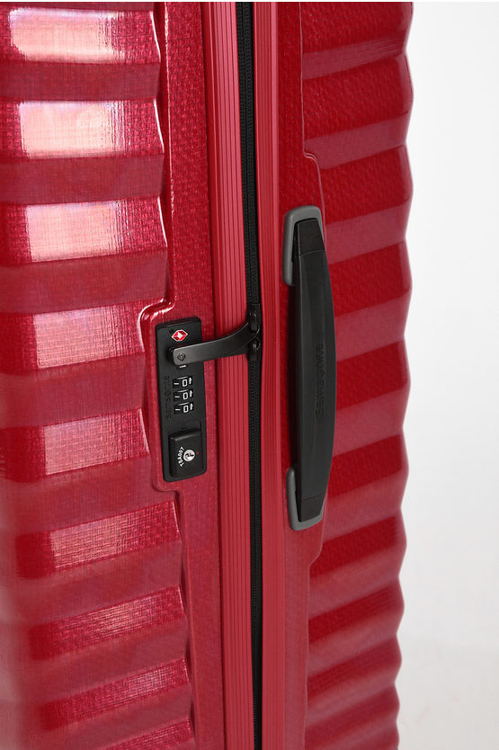 LITE-SHOCK Trolley Grande 75cm 4R Chili Red