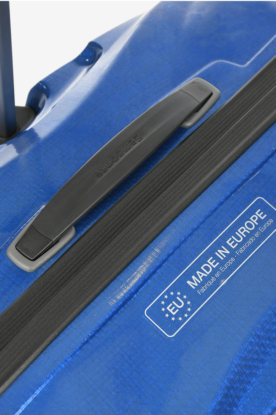 LITE SHOCK Trolley Grande 75cm 4R Pacifc Blue