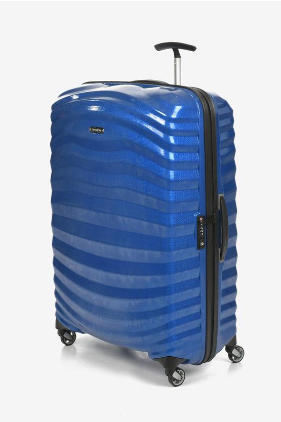 LITE SHOCK Trolley Grande 81cm 4R Pacifc Blue