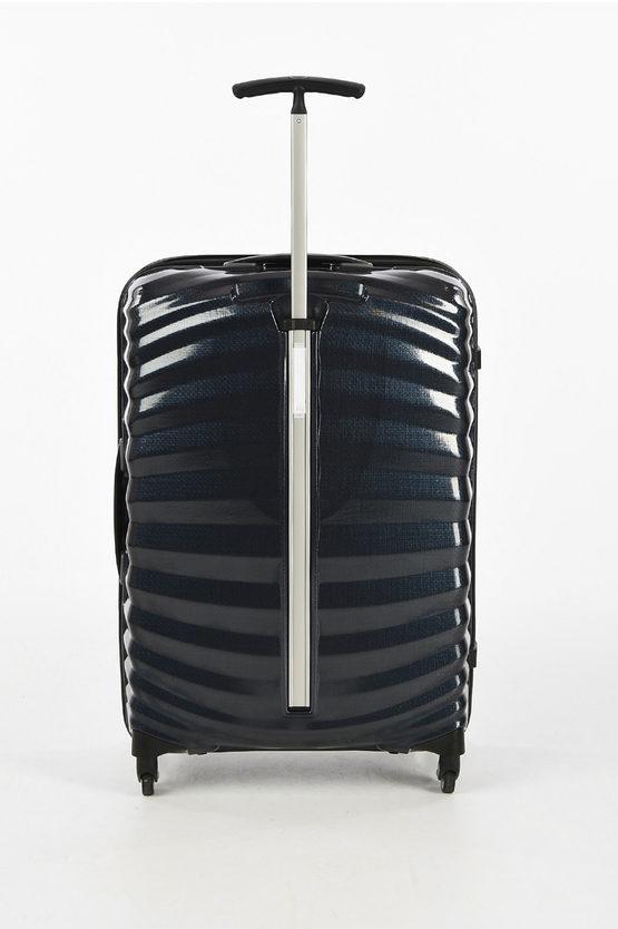 LITE-SHOCK Trolley Medio 69cm 4R Midnight Blue