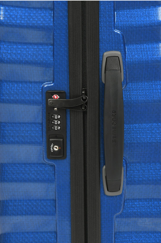 LITE SHOCK Trolley Medio 69cm 4R Pacific Blue