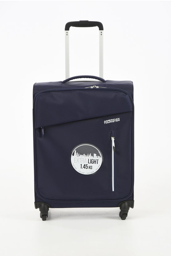LITEWING Cabin Trolley 55cm 4W Insignia Blue