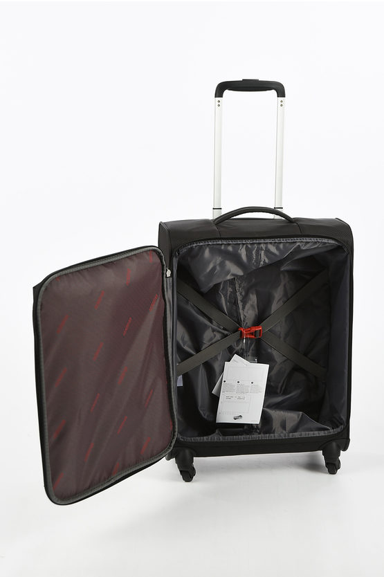LITEWING Trolley Cabina 55cm 4R Volcanic Black