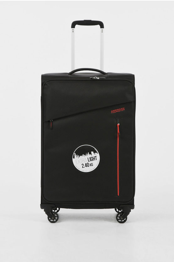 LITEWING Trolley Medio 70cm 4R Volcanic Black