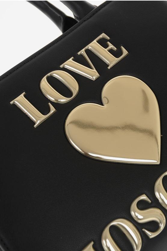 LOVE Borsa a Mano in Ecopelle