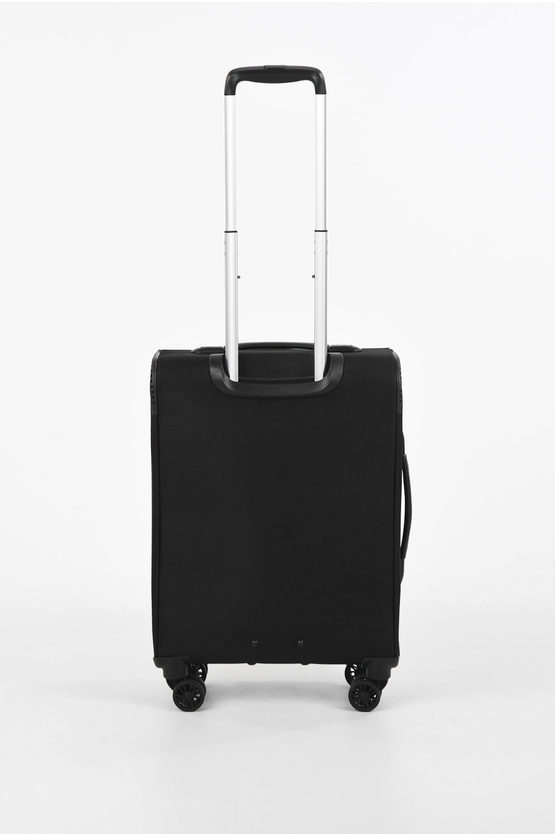 LOVE Cabin Trolley 56cm 4W Black