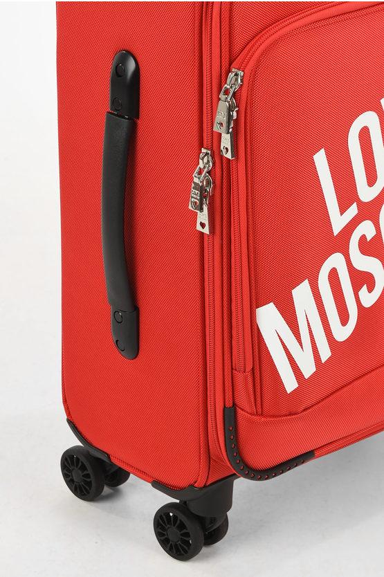 LOVE Cabin Trolley 56cm 4W Red