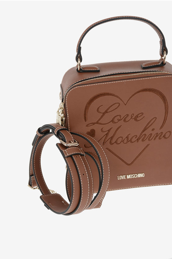 LOVE Embroidered Hand Bag