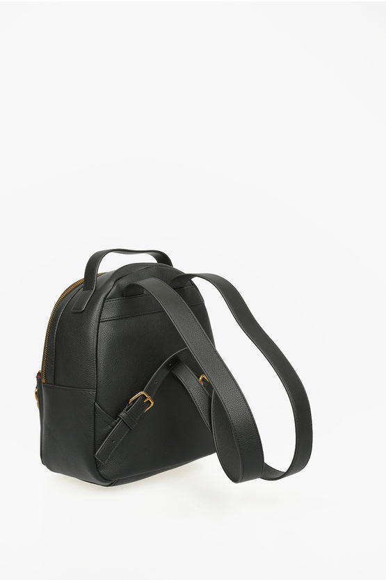 LOVE Faux Leather THE NEW CHAIN HEART Backpack