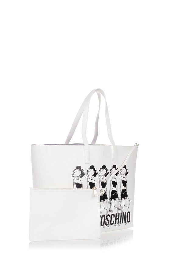 LOVE MOSCHINO Shopping Bag Grande