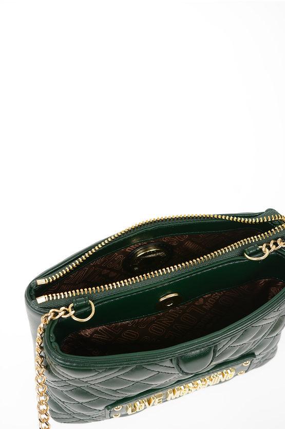 LOVE Pochette NEW SHINY Trapuntata