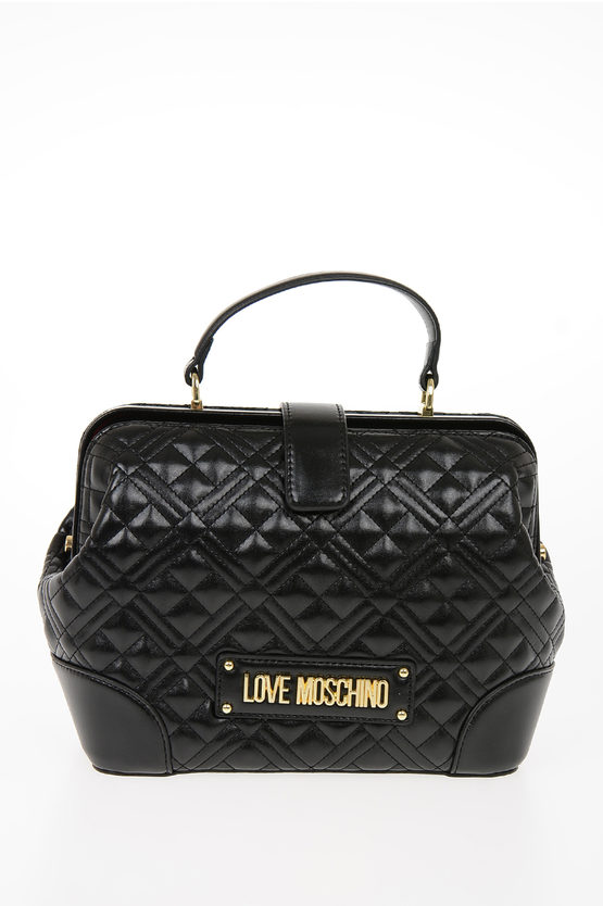 LOVE Quilted NEW SHINY Bag