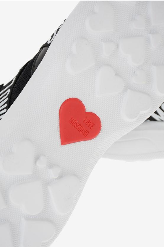 LOVE Slip on in Tessuto