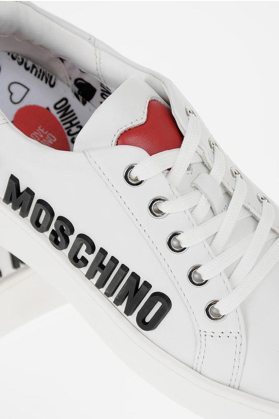 LOVE Sneakers in Pelle