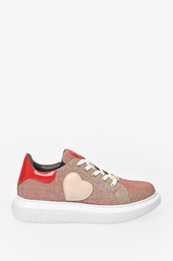 LOVE Sneakers RUNNING Glittered