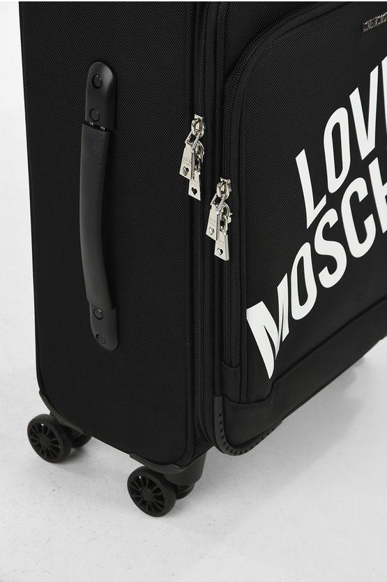 LOVE Trolley Cabina 56cm 4R Nero