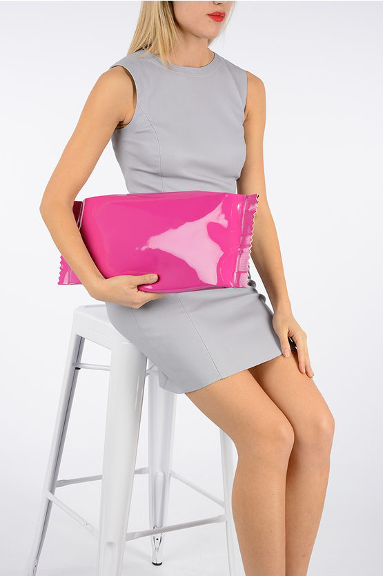 MM6 Pochette CANDY in Ecopelle