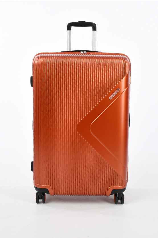 MODERN DREAM Large Trolley 78cm 4W Orange