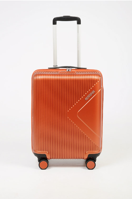 MODERN DREAM Trolley Cabina 55cm 4R Arancio Scuro