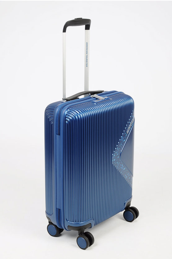 MODERN DREAM Trolley Cabina 55cm 4R Blu