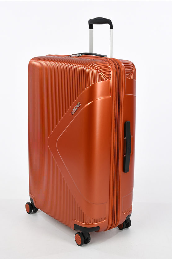 MODERN DREAM Trolley Grande 78cm 4R Arancio Scuro