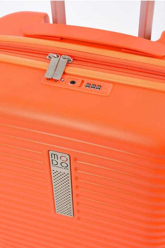 MODO VEGA Trolley Cabina 55cm 4R Espandibile Arancio