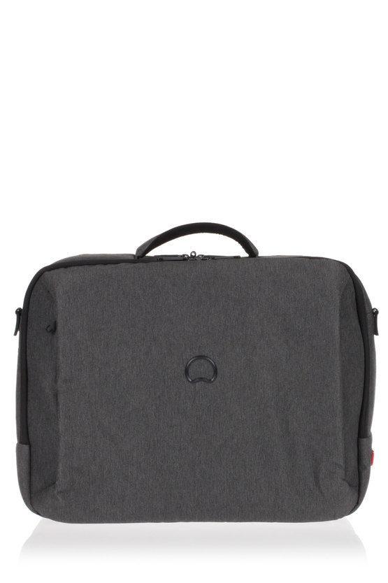 MOUVEMENT Laptop Briefcase 17.3'' Grey