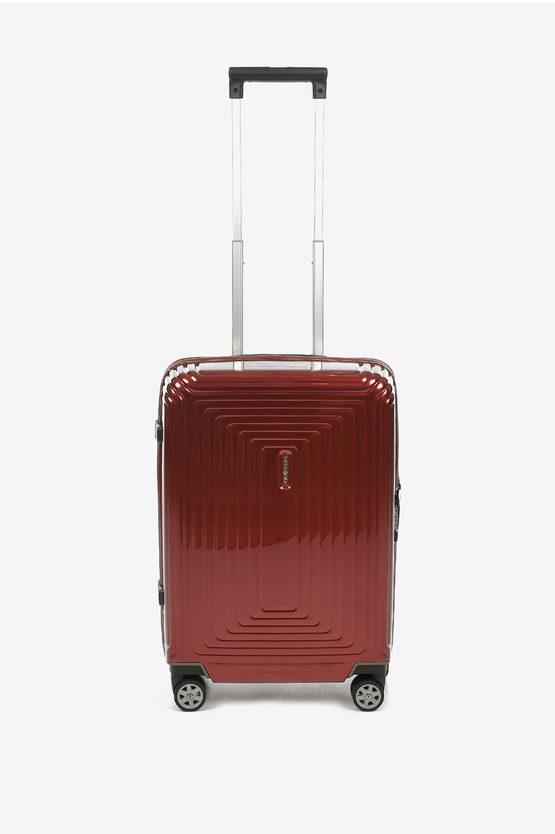 NEOPULSE Cabin Trolley 55cm 4W Red