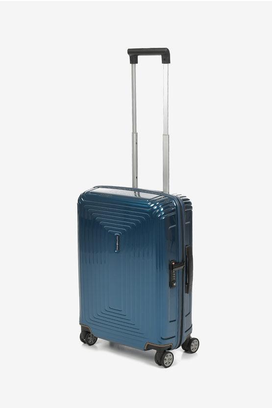 NEOPULSE Trolley Cabina 55cm 4R Blu