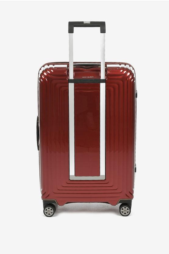 NEOPULSE Trolley Medio 69cm 4R Rosso Metallizzato
