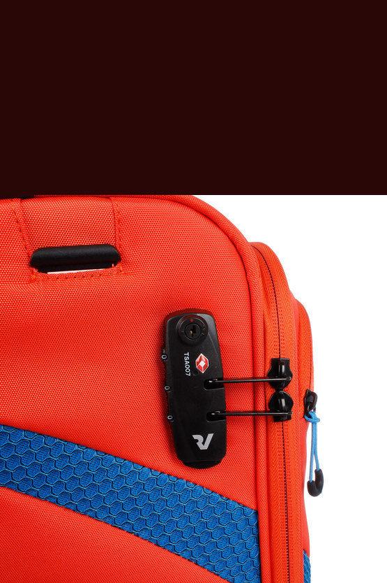 NET Cabin Trolley 55cm 2W Orange