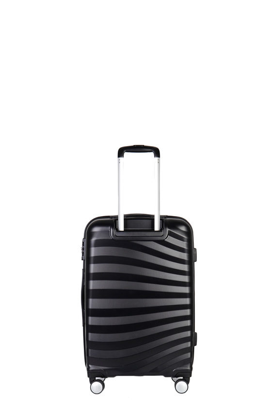 OCEANFRONT Trolley Medio 68cm 4R Onyx Black