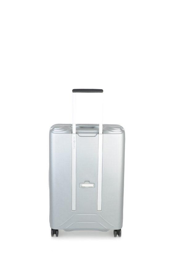 OPTIC Trolley Medio 69cm 4R Grigio Metallizzato