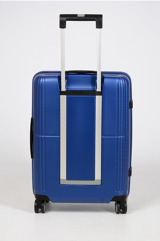 ORFEO Trolley Cabina 55cm 4R Blu Cobalto