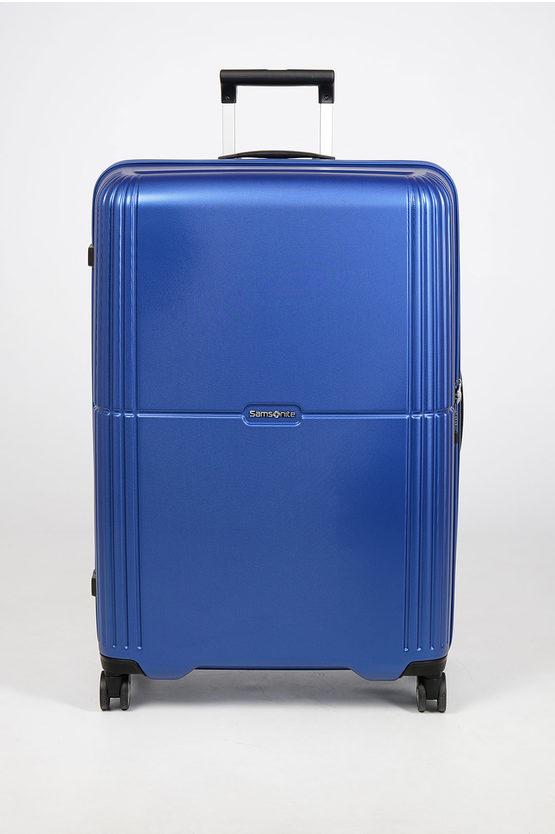 ORFEO Trolley Grande 75cm 4R Blu Cobalto