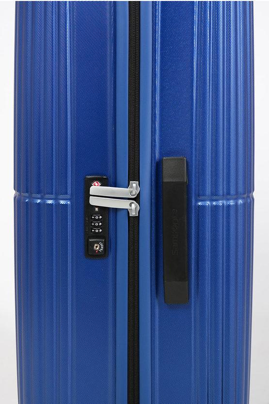 ORFEO Trolley Medio 69cm 4R Blu Cobalto