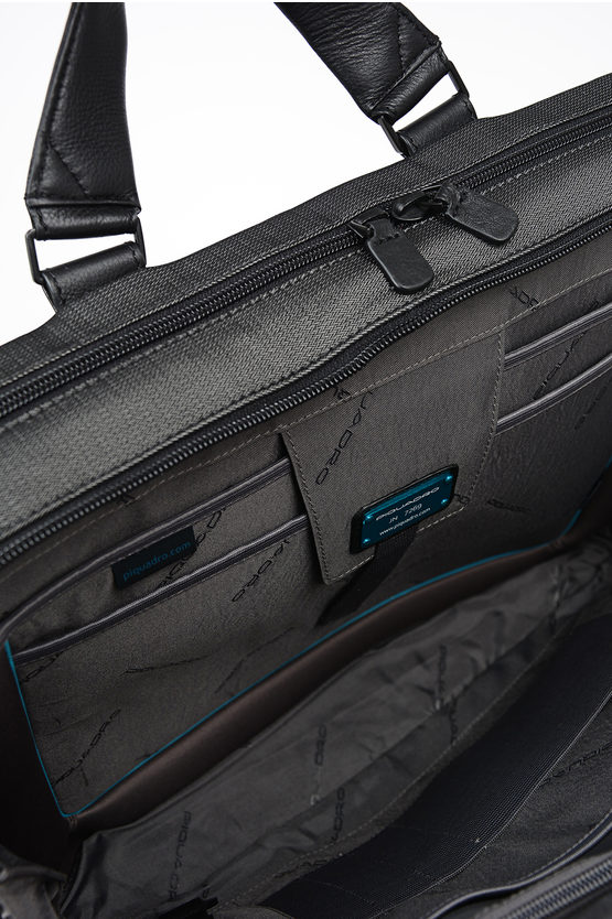 P16 Business Briefcase Bag Grey