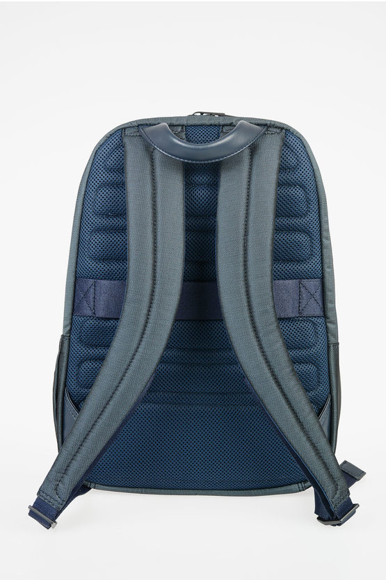 P16 Fabric Backpack for Ipad and Document Grey