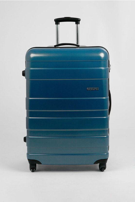 PASADENA Trolley Grande 4R Spinner 77cm Blu
