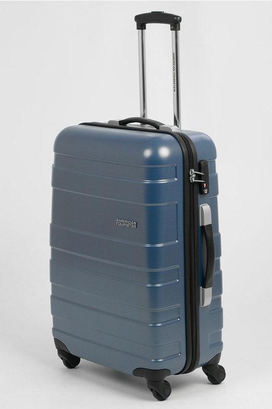 PASADENA Trolley Medio 67cm 4R Blu