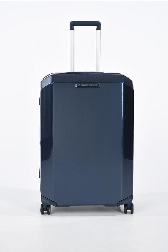 PIQ3 Medium Trolley 68cm 4W Blue