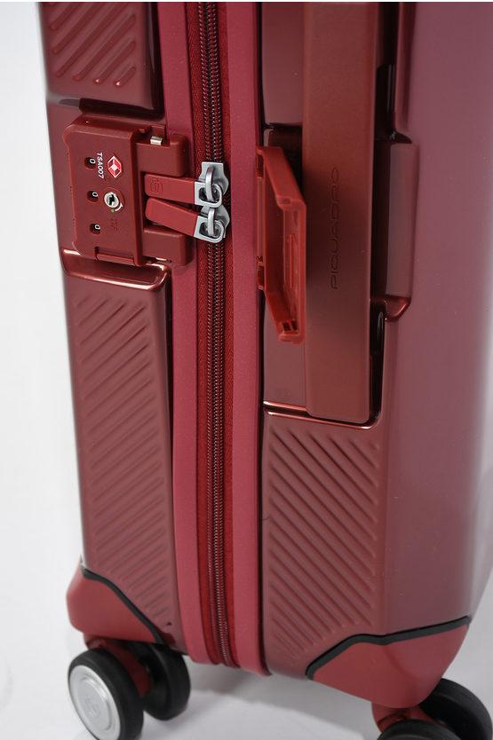 PIQ3 Trolley Cabina 55cm 4R Rosso
