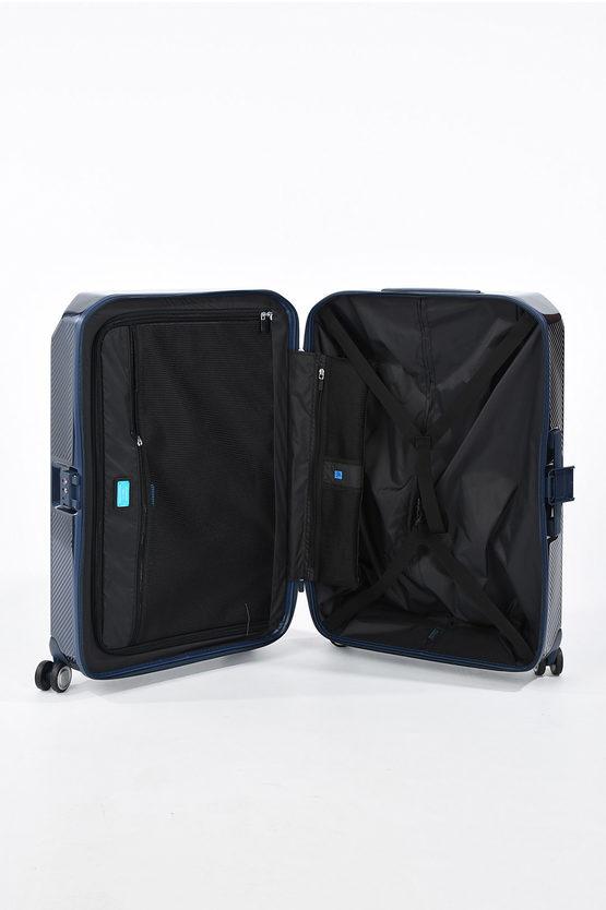 PIQ3 Trolley Medio 68cm 4R Blu