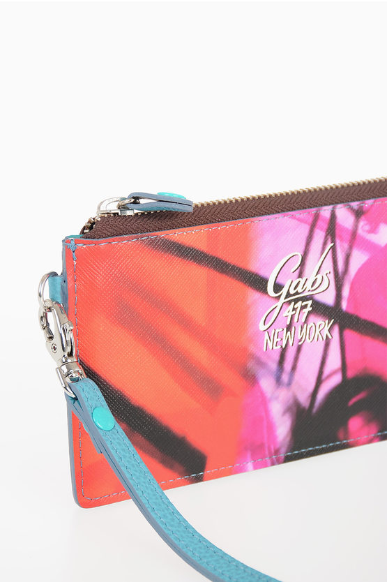 Printed ASIA 417 NEW YORK Wallet