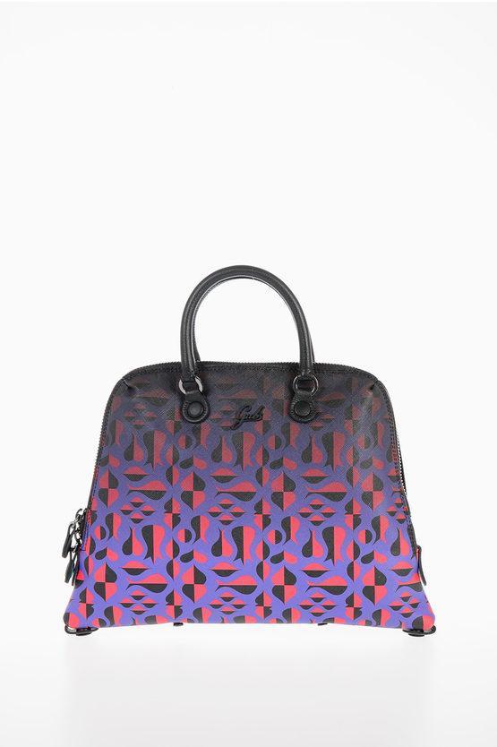 Printed IRIS Bag
