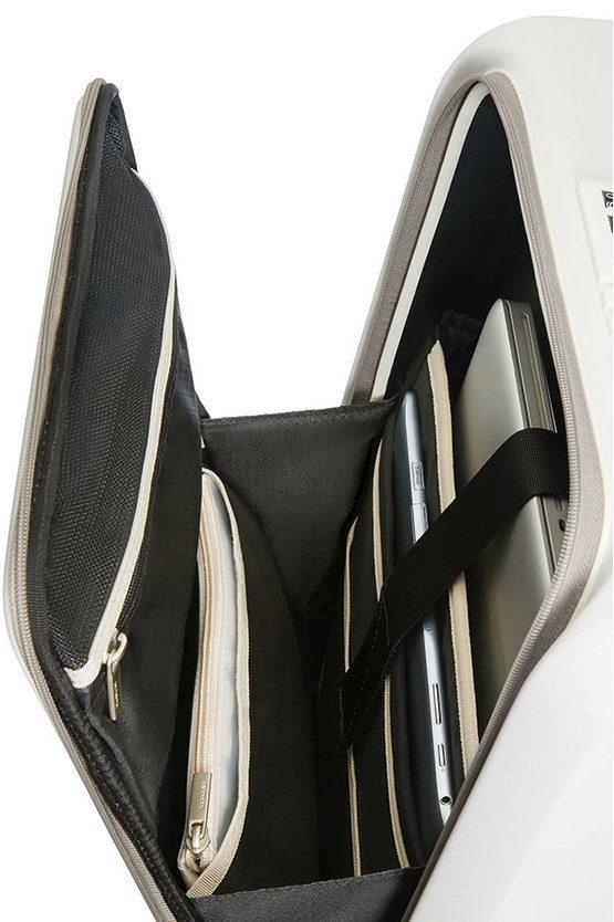 PRODIGY Trolley Cabina 55cm 2R Bianco