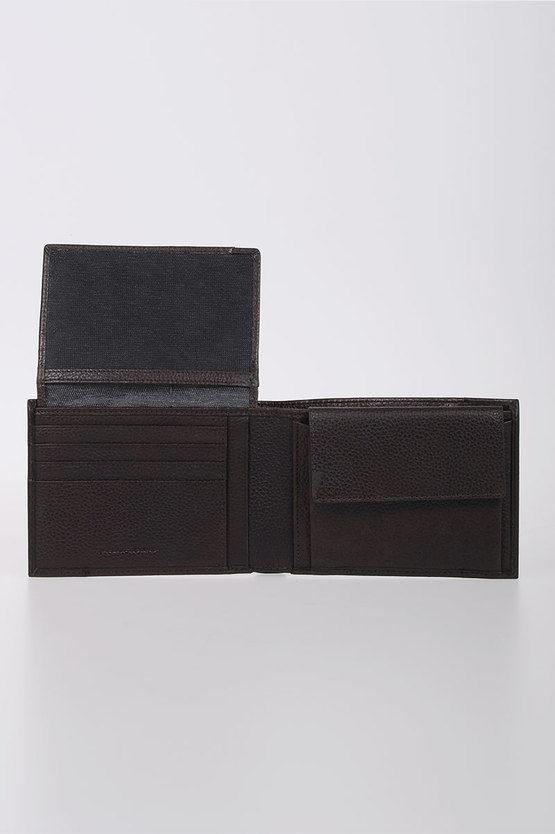 PULSE Wallet Dark Brown