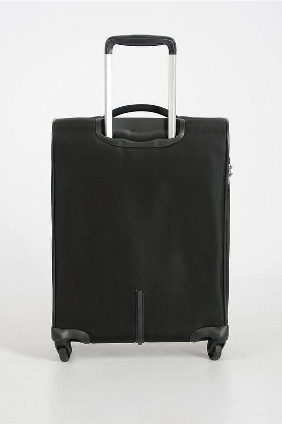 REEF Cabin Trolley 55cm 4W Expandable Black