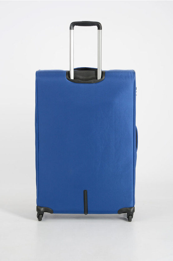 REEF Large Trolley 78cm 4W Expandable Blue